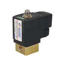 Válvula solenoide de 3/2 vías de la serie KL6014 para el agua 12V