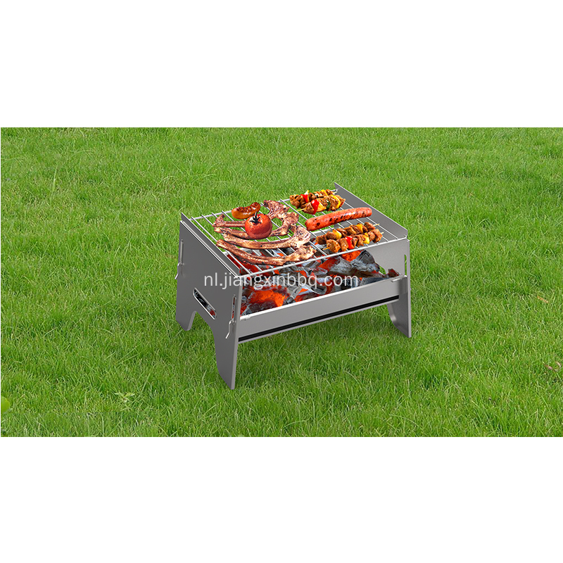 Charcoal Picnic Portable Grill Swiss BBQ