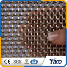 Square Stainless Steel decorative wire mesh