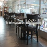 Hot Sale Good Quality Heavy-Duty Dining Tables And Chairs