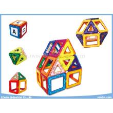 28 STÜCKE 3D Magnetische Spielzeug Puzzle Weisheit Mag Bausteine Spielzeug Bildung Spielzeug für Kinder