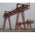 .Mh Type Single Beam Electric Gantry Crane