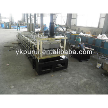 KR18 cold sheet roll forming machine/roof building machine