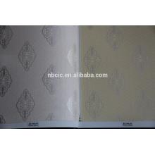 China têxtil do Jacquard Wallcloth Wallfabric