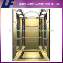 Etching/Hairline Stainless Steeel finished Complete passenger elevator for home