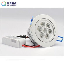 7W White 85-265V LED Ceiling Lamp