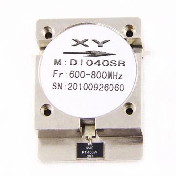 Caída eléctrica hembra de 100W 600-800mhz W en aislador coaxial dual