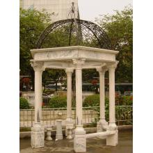 Chinese Professional for White Marble Stone Carving Gazebo supply to Croatia (local name: Hrvatska) Supplier