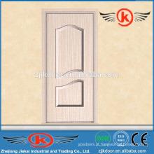 JK-MW9007 armário de alta qualidade / porta de melamina de madeira kithen