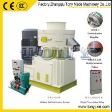 Tyj860-II 2014 CE Approval Ring Die Wood Sawdust Pellet Press Machine with CE/ Biomass Wood Waste Pellet Making Machine Price