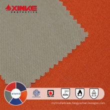 permanent flame retardant aramid fabric use for uniform