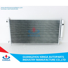 Car Air Coooling Conditioning 2009 Aluminum Auto Condenser for City 09