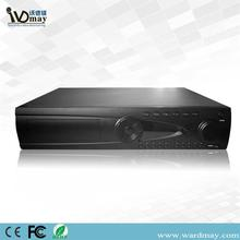 64ch H.265 Rede NVR