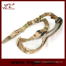 Airsoft Multi função corda Sling duplo Bungee arma Sling Rifle Sling
