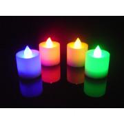 Flashing Candle (QCN-005)