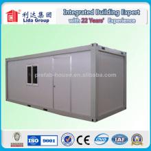 Sistema de energía solar para casas pequeñas / Contenedor Casa modular para vivir / Oficina / Sitio de petróleo /
