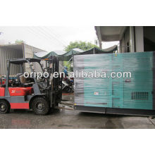 Silent genset 100kva prime power use 60Hz in stock