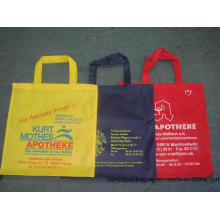 Fabrik Verkauf Non Woven Griff Tasche