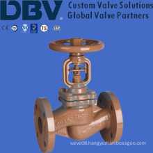 Bellow Sealing Globe Valve with Ce Approval