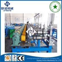 Walzenformmaschine für Verschlusslampe Produktionslinie