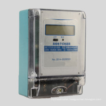 220V Simple Electronic Power/Energy Meter (DDS155G)