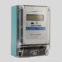 Medidor eletrônico simples da energia / energia de 220V (DDS155G)