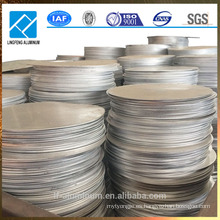 Discos de aluminio de 6mm para utensilios de cocina