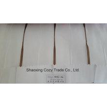 Nouveau tissu de rideau transparent Organza VoIP de rayures de projet populaire 008286