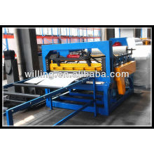 Metal/simple cut to lenght and slitting machine