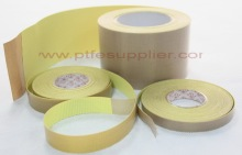 PTFE コーティング シリコーン接着剤粘着テープにガラス繊維