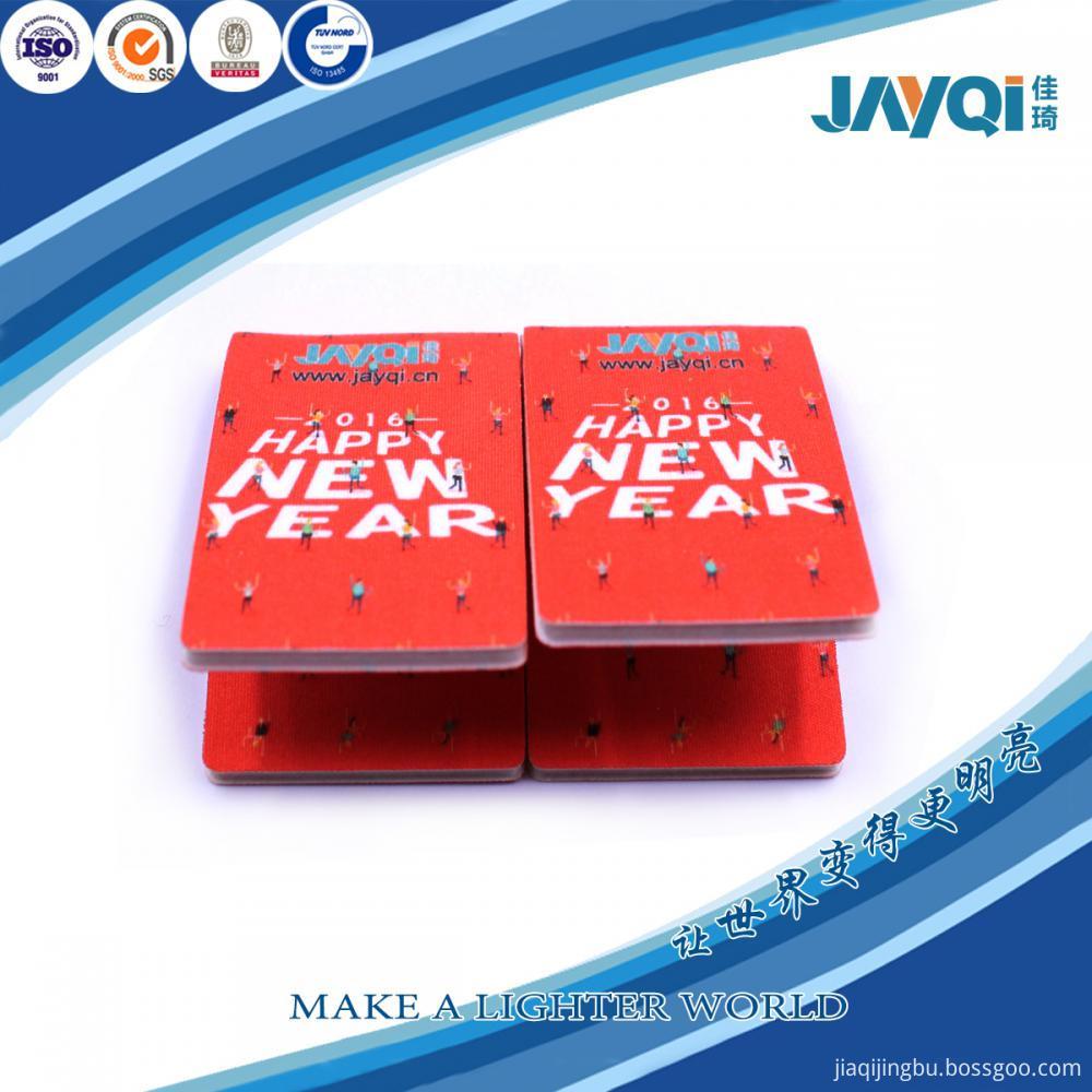 Red Multi Microfiber Sponge Wipe