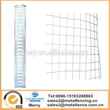 1.5X60cm Galvanised garden fence mesh net chicken rabbit border wire netting