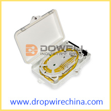 6 Cores Fiber Optic Terminal Box