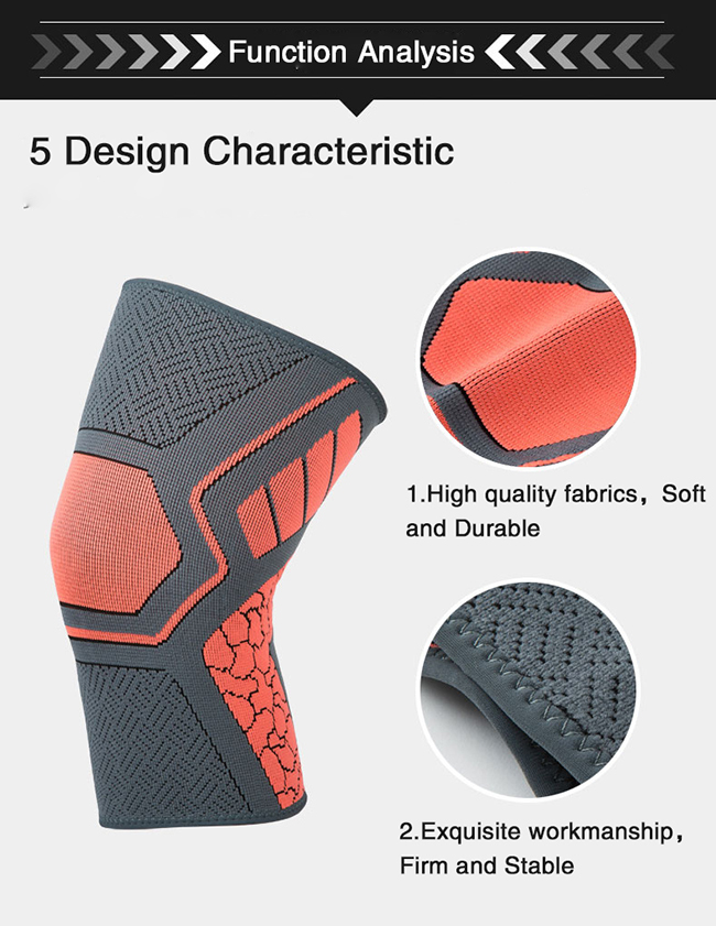 Knee Brace For Sport Safety