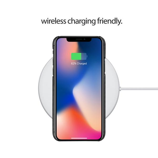 Magcase For Iphone X Wireless Charging Friendly Grande
