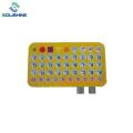 Interruptor de membrana Yellow Toys con 26 letras