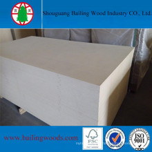 16mm High Quality E1/E2 Grade Plain MDF