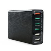 Chargeur rapide QC 3.0 multi-ports 6 ports chargeur USB