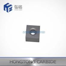 Carburo de tungsteno sólido de CNC que da vuelta a la estera