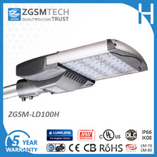 Lm79 Dlc Listed Energy-Saving LED Street Light 100W Road Lamp & Highway Lighting