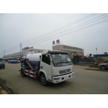 8000Liter Septic Suction Tanker Trucks Sucking Sewage Truck
