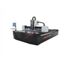 Machine en métal de coupe laser de fibre 1000w