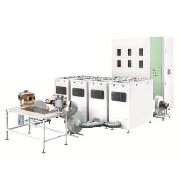 Auto Feather Pillow Filling Machine