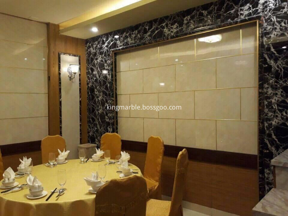 Pvc Marble Wall Panel For Decoration