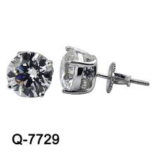 Neuer Entwurf 925 Sterlingsilber-Ohrring-Bolzen-Art- und Weiseschmucksachen (Q-7729, Q-8059, Q-7091, Q-7092, Q-7090, Q-0339)