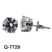 New Design 925 Sterling Silver Earrings Stud Fashion Jewelry (Q-7729, Q-8059, Q-7091, Q-7092, Q-7090, Q-0339)