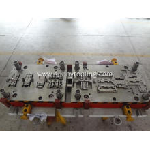 Automotive Hard Alloy Progressive Die Tool