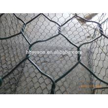 Gaviões de malha de arame de cesta de rocha