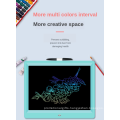 15 inch Rainbow handwriting graphic drawing pad digital paperless writing tablet for kids graffiti note
