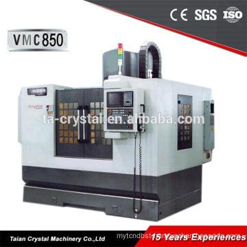 Siemens Economic CNC Milling Machine Rotary Table For Metal Selling VMC850
